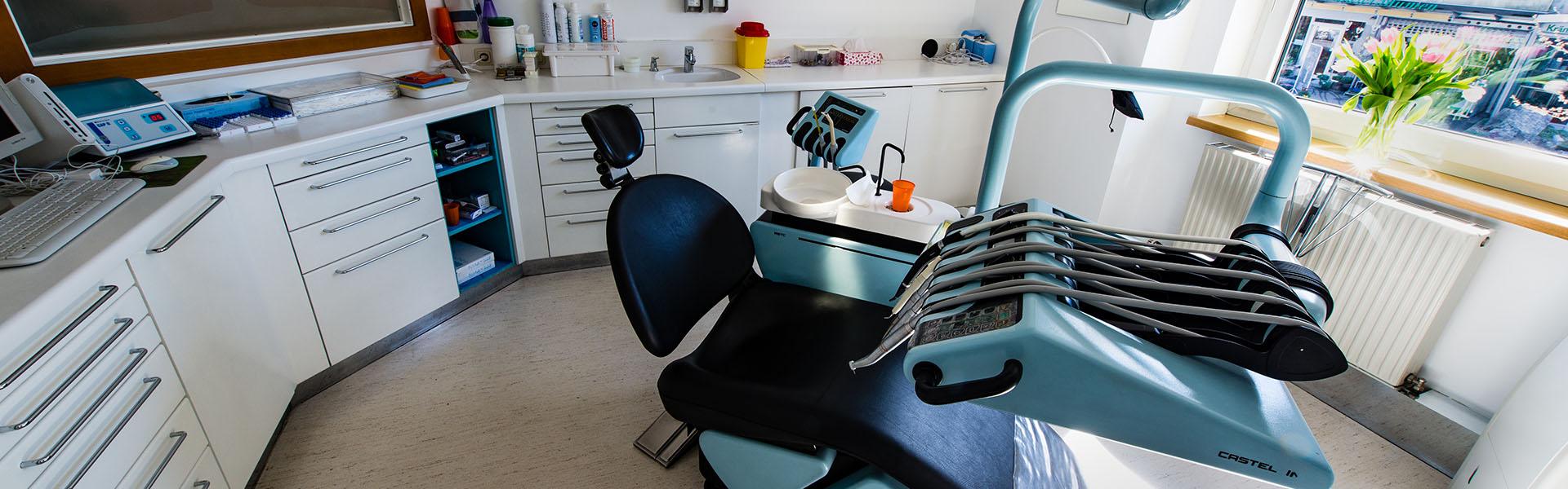Zahnarztordination - Dr. Sabine Gsellmann